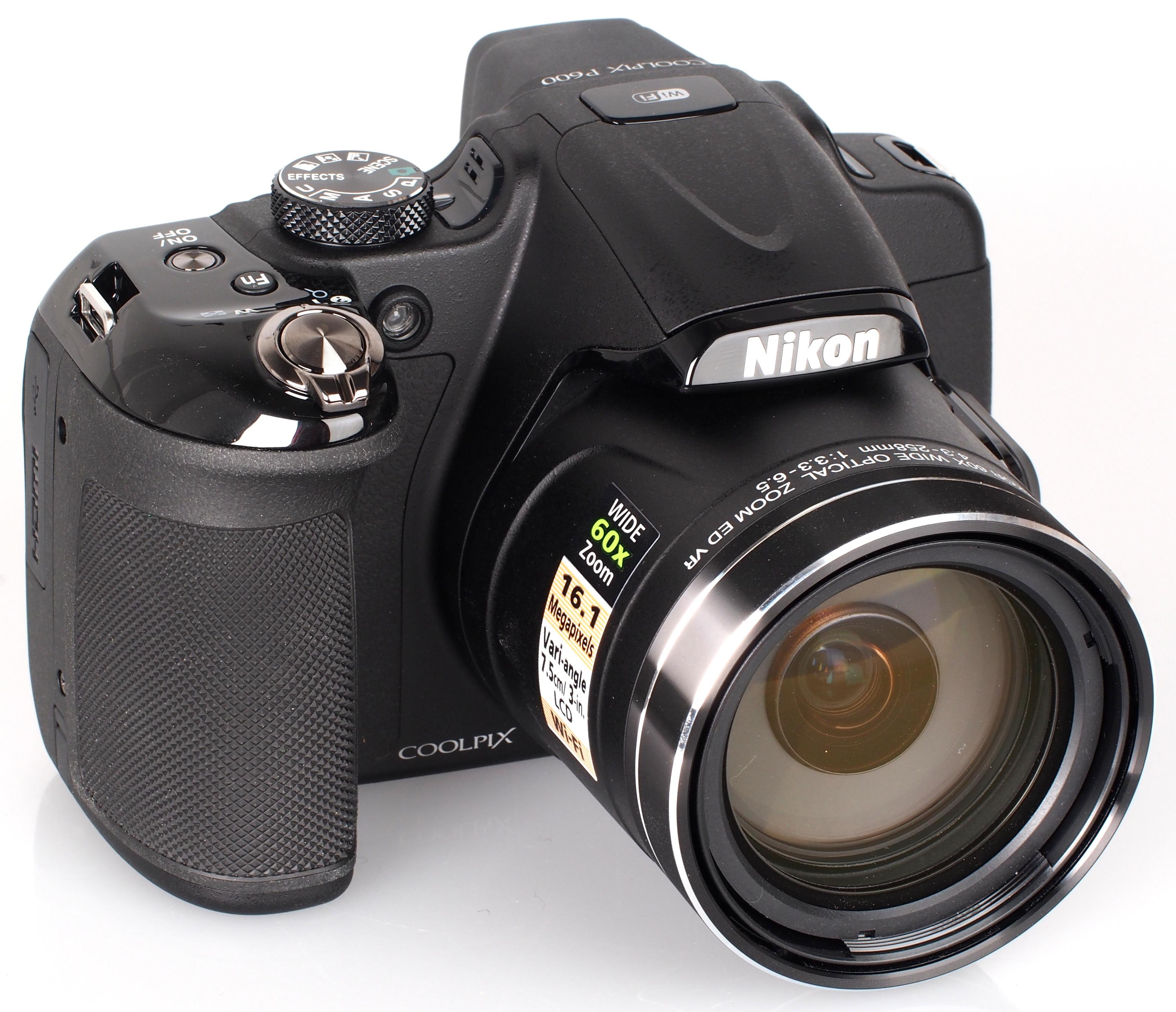 Fullsize Of Nikon Coolpix P600