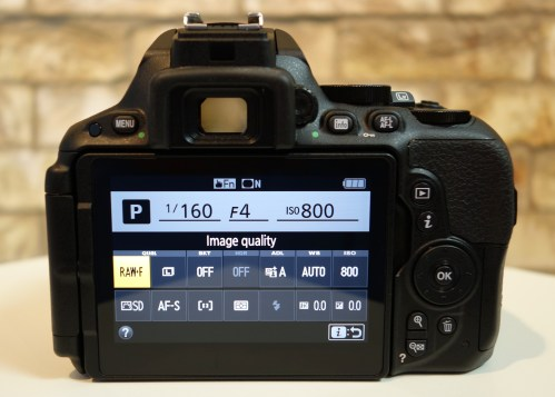 Medium Of Nikon D5500 Body Only