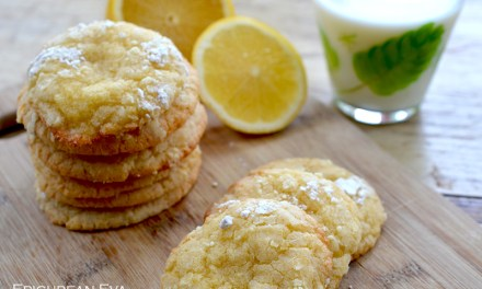 Lemon & Honey Cookies