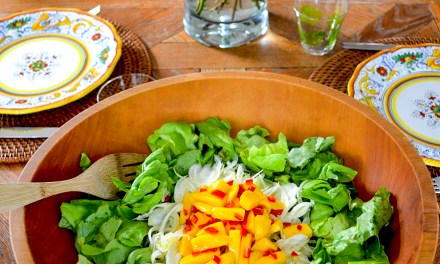Mango & Fennel Citrus Salad