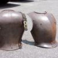 Antique Armor - Cuirass Breastplate & Backplate