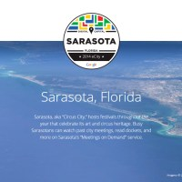"Sarasota Named 2014 Google ""eCity"" for Florida"
