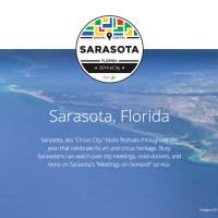 "Sarasota Named 2014 Google ""eCity"" for Florida"
