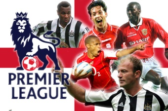 Shearer Henry Van Nistelrooy Ronaldo The English Premier League Has Been Graced With Some Of The Best Goal Scorers The Game Has Seen In What Is Dubbed