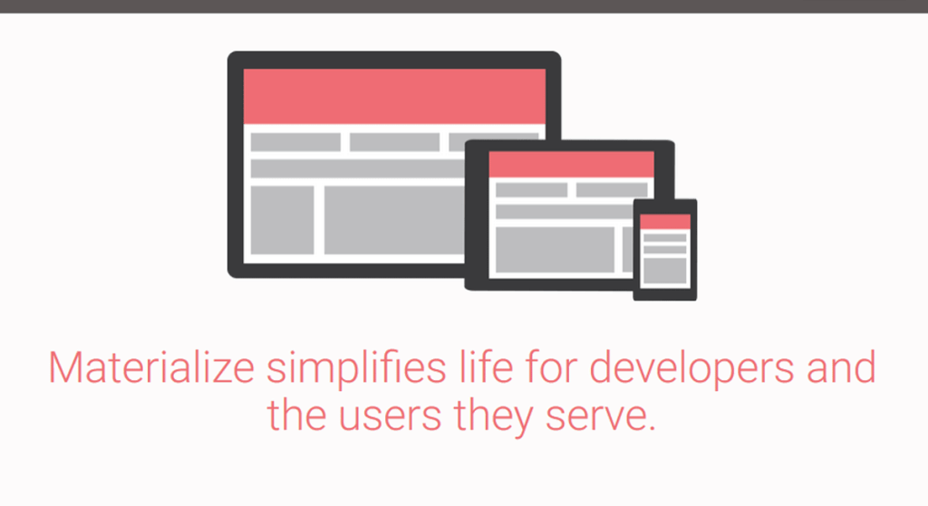 CSS Framework Materialize