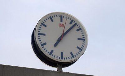 Emnid-Umfrage: Mehrheit gegen Zeitumstellung