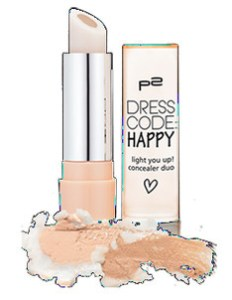p2-light you up! concealer duo_mit Swatch