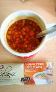 Gefro Balance Suppen-Pause Taste of Asia fertig