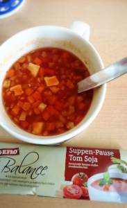 Gefro Balance Suppen-Pause Tom Soja  fertig