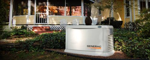 generac Generac Power Generators