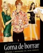 Goma de borrar - Josep Montalat portada