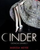 Cinder - Marissa Meyer portada