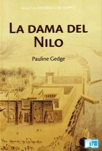 La dama del Nilo - Pauline Gedge portada