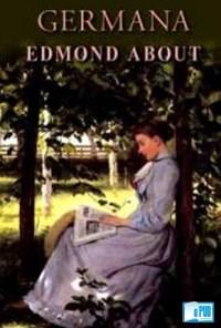 Germaine - Edmond About portada
