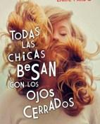 Todas las chicas besan con los ojos cerrados - Enric Pardo portada