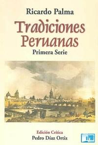Tradiciones Peruanas - Ricardo Palma portada