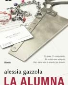 La alumna - Alessia Gazzola portada