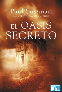 El laberinto de Osiris - Paul Sussman portada