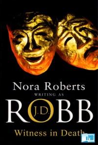 Testigo en la muerte - J. D. Robb portadaa