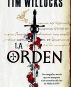 La Orden - Tim Willocks portada