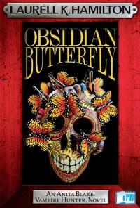 Obsidian Butterfly - Laurell K. Hamilton portada
