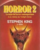 Horror 2 - Stephen King portada