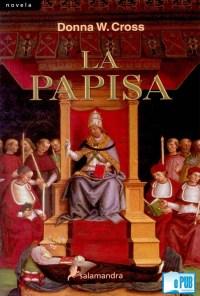 La papisa - Donna W. Cross portada