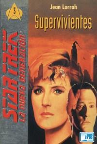 Supervivientes - Jean Lorrah portada