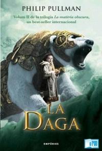 La daga - Philip Pullman portada
