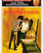 Misterio del tesoro desaparecido - Robert Arthur portada