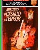 Misterio en el castillo del terror - Robert Arthur portada