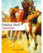 Apaches - Oakley Hall portada