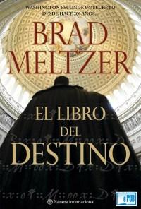 El libro del destino - Brad Meltzer portada