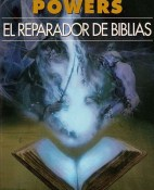 El reparador de biblias - Tim Powers portada
