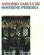 Sostiene Pereira - Antonio Tabucchi portada