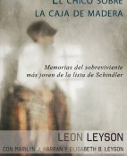 El chico sobre la caja de madera - Leon Leyson portada
