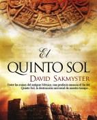 El quinto sol - David Sakmyster portada