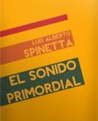 El sonido primordial - Luis Alberto Spinetta portada