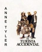 El turista accidental - Anne Tyler portada
