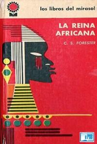 La reina Africana - C. S. Forester portada