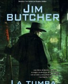 La tumba - Jim Butcher portada