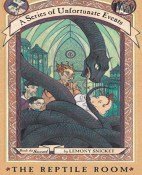The Reptile Room - Lemony Snicket portada