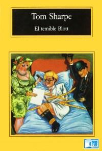 El temible Blott - Tom Sharpe portada