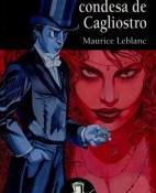 La condesa de Cagliostro - Maurice Leblanc portada
