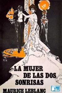 La mujer de las dos sonrisas - Maurice Leblanc portada