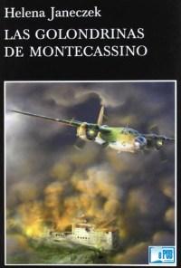 Las golondrinas de Montecassino - Helena Janeczek portada