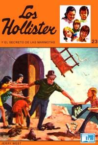 Los Hollister y el secreto de las marmotas - Jerry West portada