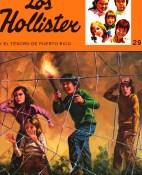 Los Hollister y el tesoro de Puerto Rico - Jerry West portada