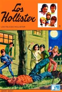 Los felices Hollister - Jerry West portada