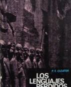 Los lenguajes perdidos - P. E. Cleator portada